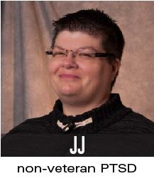 JJ: non-veteran PTSD