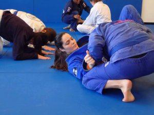 kim female martial artist